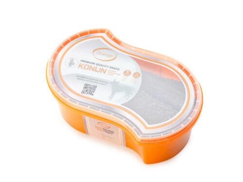 Orange Cookies 100% Konijn